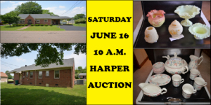 IRENE HARPER ABSOLUTE AUCTION