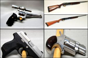 CHECK HERE FOR ONLINE ONLY GUNS - SAWYERS, GOODE & THOMAS ESTATES