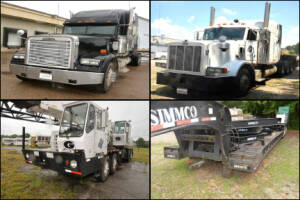 SIMMCO ONLINE ONLY BANKRUPTCY AUCTION - ROLLING STOCK & COMMERCIAL BLDG.