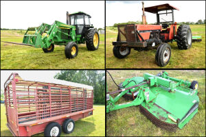 GILL FARM EQUIPMENT ONLINE AUCTION 6-18-20 - 6 P.M.