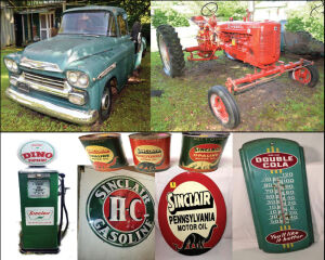 SHAW OLD COUNTRY STORE COLLECTIONS ONLINE AUCTION - 9-9-20