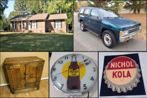 Barbara Sullivan Estate Online Auction