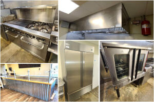 JACKSON RESTAURANT ONLINE AUCTION - 2-23-21