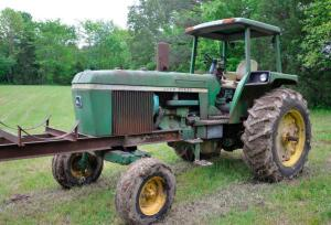 MYRICK FARM EQUIPMENT, GUNS, COINS, FURNITURE, COLLECTIBLES