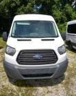 2015 FORD TRANSIT WAGON VAN - XL/XLT - 4 DOOR - REAR WHEEL DRIVE - V6 - 3.5L - TURBO - ECOBOOST - BRAUNABILITY REAR WHEELCHAIR LIFT - SINGLE STEP ON DRIVER'S SIDE - LONG STEP ON PASSENGER SIDE - REAR FOLDING SEATS - 2 DOUBLES, 2 SINGLES - LETTERS HAVE BEE