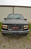 1998 GMC Z71 OFF-ROAD SIERRA PICK-UP - 4-WHEEL DRIVE - 2 DOOR - EXTENDED CAB - V8 5.7L MOTOR VORTEX - MILEAGE:  213,304 - VIN# 2GTEK19R7W1506378