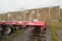1986 Great Dane Trailer, VIN # 1GRDM9624GM024703