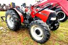 2008 Case IH JX1060C TRACTOR - 3,565 HOURS - 4 WHEEL ASSIST -CASE IH L720 LOADER - JOY STICK CONTROL - 6  FT. BUCKET - FRONT GUARD - 2 CYLINDER  HOOK-UPS - DRAW BAR - QUICK ATTACH - WHEEL  LOADER BUCKET - AUGER, BALER ATTACHMENTS - FRONT GRILL SIDE SCREEN
