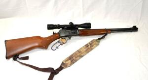 MARLIN MODEL 336W  LEVER ACTION RIFLE - 30-30 WIN