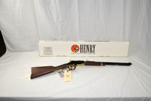 HENRY REPEATING ARMS GOLDEN BOY H004 RIFLE - 22 LR