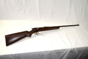 WINCHESTER 67 BOLT RIFLE - 22 S/L/LR