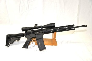 DPMS PANTHER ARMS TACTICAL RIFLE - 5.56 mm