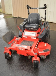 SNAPPER PRO S150 ZERO-TURN MOWER - 320 HRS