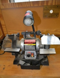 CRAFTSMAN 6-in. VARIABLE SPEED GRINDING CENTER