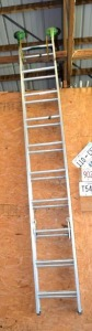 KELLER EXTENSION LADDER - 20 FOOT - MODEL 3520