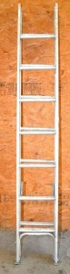16-FOOT ALUMINUM EXTENSION LADDER