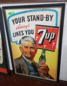 """YOUR STAND-BY always LIKES YOU 7up"""