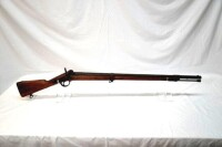 OLD CIVIL WAR MUSKET - PERCUSSION GUN