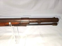 OLD CIVIL WAR MUSKET - PERCUSSION GUN - 7