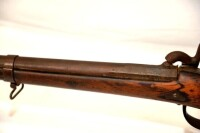 OLD CIVIL WAR MUSKET - PERCUSSION GUN - 28