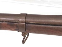 OLD CIVIL WAR MUSKET - PERCUSSION GUN - 29