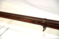OLD CIVIL WAR MUSKET - PERCUSSION GUN - 31