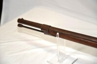 OLD CIVIL WAR MUSKET - PERCUSSION GUN - 32