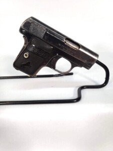 COLT 25 AUTOMATIC POCKET PISTOL