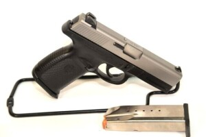 SMITH & WESSON PISTOL - MODEL SW40VE - 40 S&W CAL
