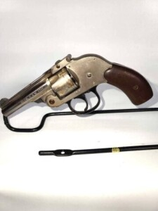 HARRINGTON & RICHARDSON ARMS CO REVOLVER -