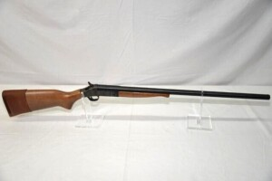 NEW ENGLAND FIREARMS SINGLE BARREL SHOTGUN -