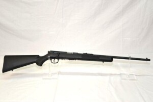 SAVAGE MARK II BOLT RIFLE - 22 LR ONLY - BLACK - HAS NO CLIP