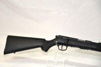 SAVAGE MARK II BOLT RIFLE - 22 LR ONLY - BLACK - HAS NO CLIP - 2