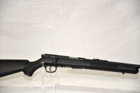 SAVAGE MARK II BOLT RIFLE - 22 LR ONLY - BLACK - HAS NO CLIP - 3
