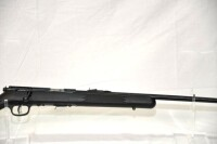 SAVAGE MARK II BOLT RIFLE - 22 LR ONLY - BLACK - HAS NO CLIP - 4