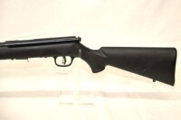 SAVAGE MARK II BOLT RIFLE - 22 LR ONLY - BLACK - HAS NO CLIP - 7