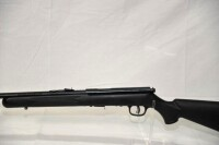 SAVAGE MARK II BOLT RIFLE - 22 LR ONLY - BLACK - HAS NO CLIP - 8