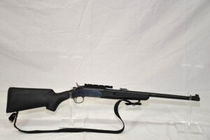NEW ENGLAND FIREARMS PARDNER HANDI RIFLE - 223 REM
