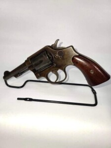 SMITH & WESSON REVOLVER - VICTORY MODEL - SIX SHOT