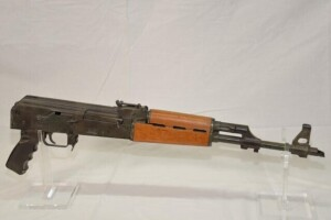 SERBIAN AK-47 TACTICAL RIFLE - 7.62x39 - SEMI-AUTO