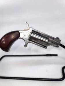 NORTH AMERICAN ARMS REVOLVER - 22 MAG - SIX SHOT