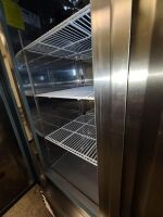 SERV-WARE STAINLESS COMMERCIAL REFRIGERATOR - 5