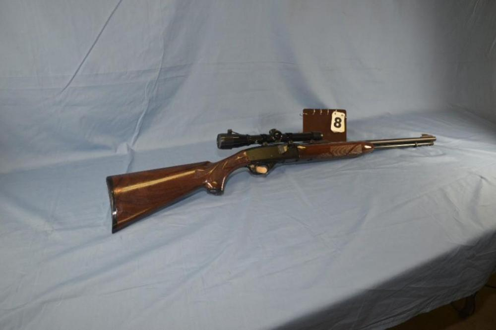 REMINGTON SPEEDMASTER MD  562 RIFLE - 22 CAL - WITH SEMI-AUTO