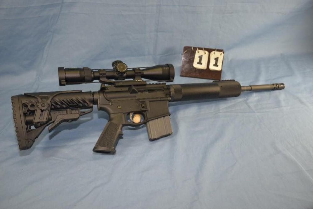 Colt Mfg Co Tactical Light Carbine Rifle 223556 Model Le6900 M4