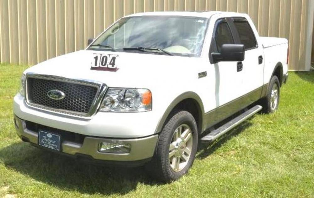 ford f150 lariat 5.4 triton 2005