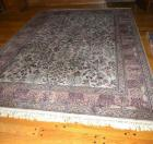 COURISTANT AREA RUG 100% WORSTED WOOL PILE
