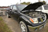 2007 NISSAN FRONTIER 4X4 PICKUP VIN: 1N6AD09W77C404130 – EMERGENCY HORN BLOWING AFTER HOOKING UP – RUST ON DRIVERS SIDE REAR FENDER AND PASSENGER SIDE – REAR TAILGATE BENT AND SCRATCHED - Miles: 123,220