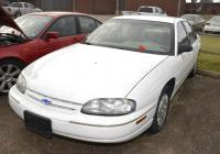1998 CHEVY LUMINA VIN: 2G1WL52M8W9216796 – SCRATCHES – SHOWS SOME WEAR - STAINS IN BACK SEAT - Miles: 112,568