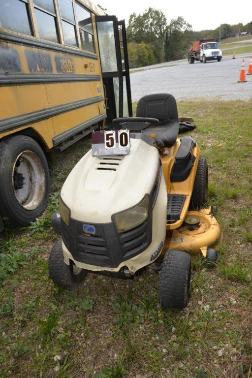 Lt 1045 Cub Cadet 50 Cut Mower Vin 1a050h30240 V Twin Ltx1046 Hydrostat Does Not Run Kawasaki 22 0 Motor Semi 26cc Fr651v Cur Price