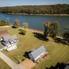 LOT 47 - TN RIVER WATERFRONT BUILDING LOT - PEARCY TN RIVER RESORT INC. PHASE III - GATED SUBDIVISION